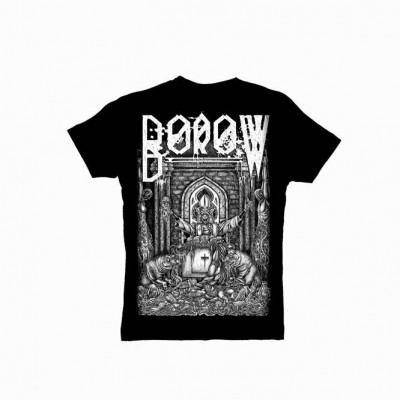 001SAT: T-Shirt - Borow