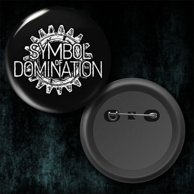 006SODP: Badge - Symbol Of Domination (Big)