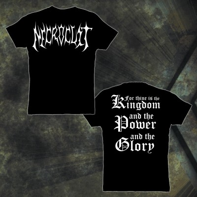 008SAT: T-Shirt - Necrocult