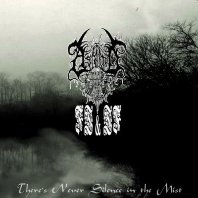 SAT020: Astarot / From The Torrent & The Fountain - There's Never Silence In The Mist [split] (2012)
