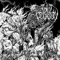 SODP021 / HWP036CD: Solis Occasum - Unholy Faces Of Dead (2015)