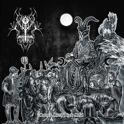 SODP024 / VP 033: Ad Noctem Funeriis - Satan's March Black Metal (2015)