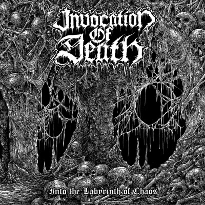 027GD / MSR-XXXX: Invocation Of Death - Into The Labyrinth Of Chaos (2018)