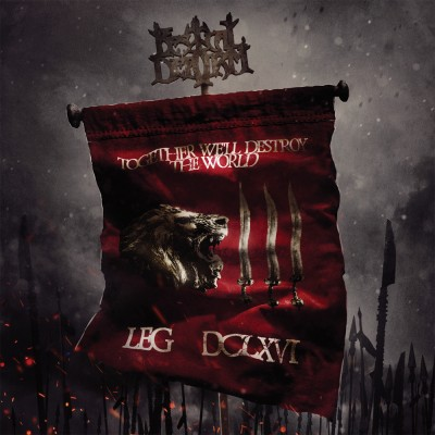 SODP027 / MHP 15-156: Bestial Deform - Together We'll Destroy The World [re-release] (2015)