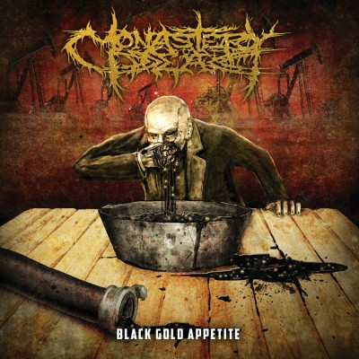 SODP031 / WOD 036 / NP-061 / GSP 029: Monastery Dead - Black Gold Appetite (2015)