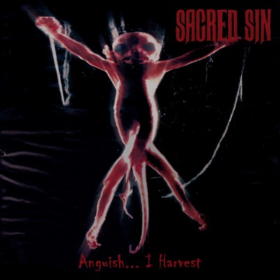 035GD / EM 017: Sacred Sin - Anguish... I Harvest [re-release] (2019)