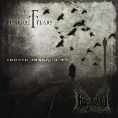 SODP035 / METALLIC 068: Поезд Родина / Funeral Tears - Frozen Tranquility [split] (2015)