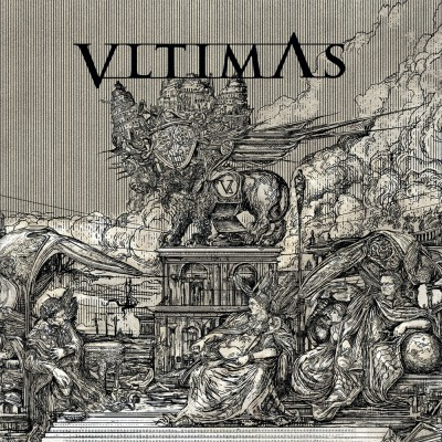 036GD / KTTR CD 129: Vltimas - Something Wicked Marches In (2019)
