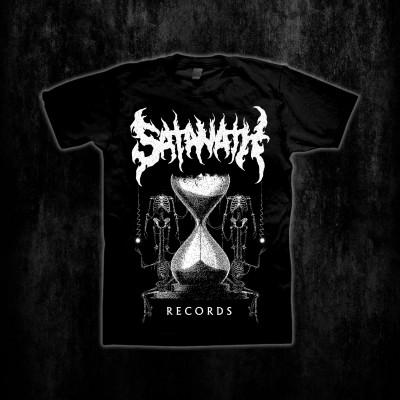 040SAT: T-Shirt - Satanath Records