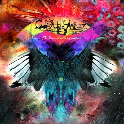 SAT043: Garth Arum - The Dawn Of A New Creation (2013)