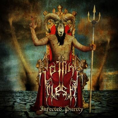 SODP044 / MURDHER 010: Rotting Flesh - Infected Purity [re-release] (2015)