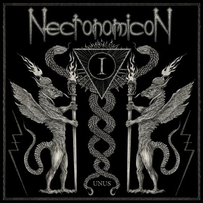 049GD / KTTR CD 151: Necronomicon - Unus (2019)