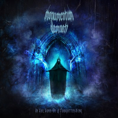057GD / PSALM 23 / MHP 20-345: Monumentum Damnati - In The Tomb Of A Forgotten King (2020)