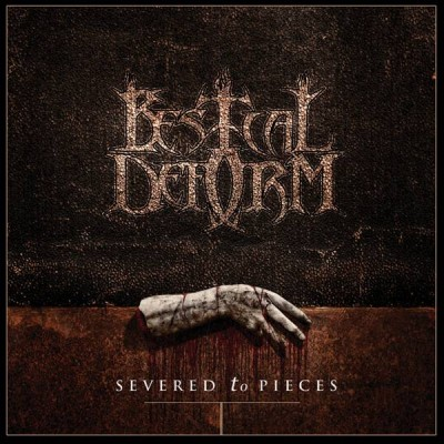 SAT070 / GSP 010 / HR-002: Bestial Deform - Severed To Pieces [ep] (2014)