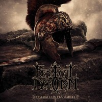 SAT084 / MHP 14-128: Bestial Deform - Bellum Contra Omnes [re-release] (2014)