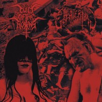 SAT092 / IM - 003 / DEP041: Cult Of The Horns / Goatvermin - Cult Of The Horns / Goatvermin [split] (2014)