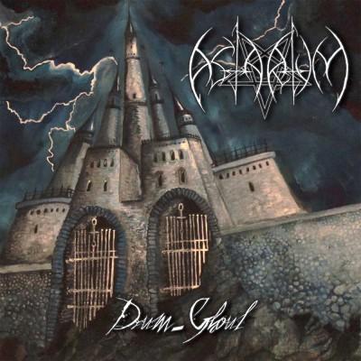 SODP096 / MHP 17-229: Astarium - Drum-Ghoul (2017)