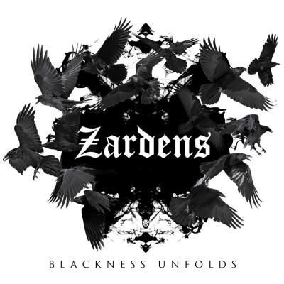 SAT104 / DPS002: Zardens - Blackness Unfolds (2015)