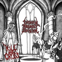 SAT106 / BPR050 / METALLIC 061: Satanic Assault Division - Kill The Cross (2015)