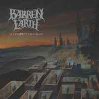 SODP116 / KTTR CD 109: Barren Earth - A Complex Of Cages (2018)