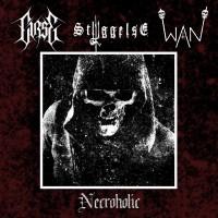 SAT140 / BPR065 / TTP01: Curse / Styggelse / WAN - Necroholic [split] (2015)
