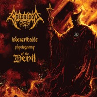 SAT154 / METALLIC 054: Coldblood - Indescribable Physiognomy Of The Devil (2016)