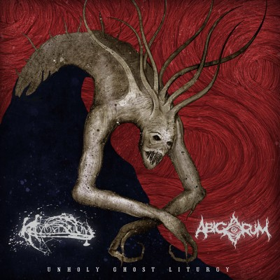 SAT160 / AER015: Abigorum / Cryostasium - Unholy Ghost Liturgy [collaboration] (2016)