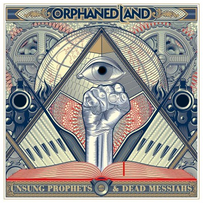 SAT203 / KTTR CD 111 / WOD 043: Orphaned Land - Unsung Prophets & Dead Messiahs (2018)
