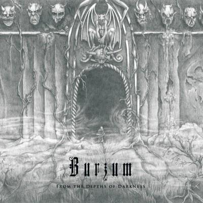 SAT230: Burzum - From The Depths Of Darkness [re-release] (2018)