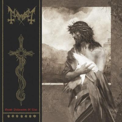 SAT240 / KTTR CD 121: Mayhem - Grand Declaration Of War [re-release] (2019)