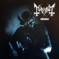 SAT241 / KTTR CD 122: Mayhem - Chimera [re-release] (2019)