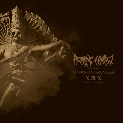 SAT242 / KTTR CD 123: Rotting Christ - Their Greatest Spells [re-release] (2019)