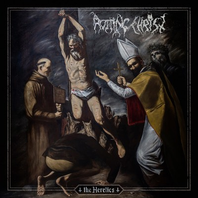 SAT243 / KTTR CD 125: Rotting Christ - The Heretics (2019)