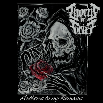 SAT248 / DSUN023: Thorns Of Grief - Anthems To My Remains (2019)