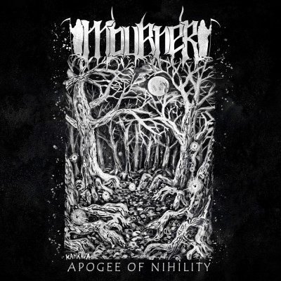 SAT257 / MHP 19-329 / PSALM 20: Mourner - Apogee Of Nihility (2019)