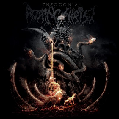 SAT261 / KTTR CD 134: Rotting Christ - Theogonia [re-release] (2019)