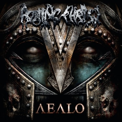 SAT262 / KTTR CD 135: Rotting Christ - Aealo [re-release] (2019)