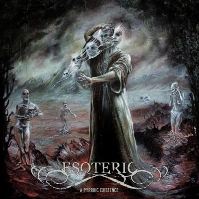 SAT271 / KTTR CD 153: Esoteric - A Pyrrhic Existence (2019)