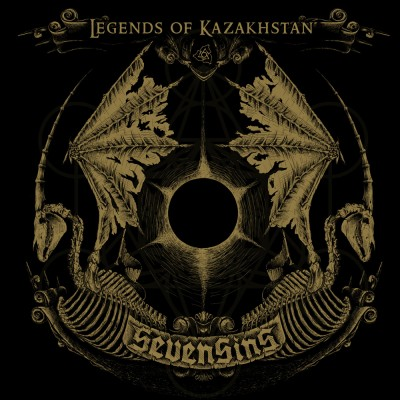 SAT287 / MURDHER 032: SevenSins - Legends Of Kazakhstan (2020)