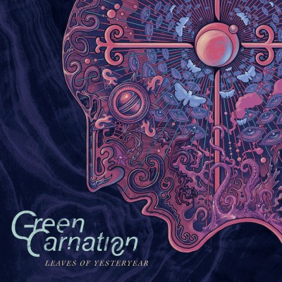 SAT299 / KTTR CD 179: Green Carnation - Leaves Of Yesteryear (2020)