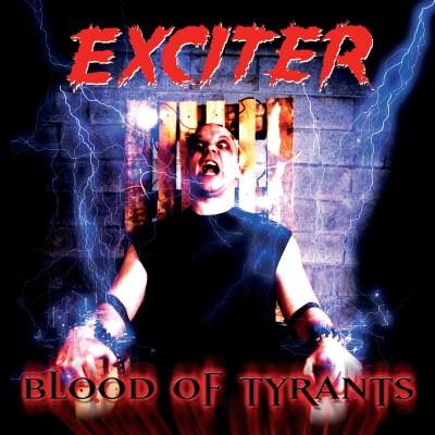 SAT302 / KTTR CD 209: Exciter - Blood Of Tyrants [re-release] (2020)