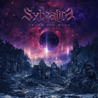SAT319 / PR020: Sylvatica - Ashes And Snow (2021)