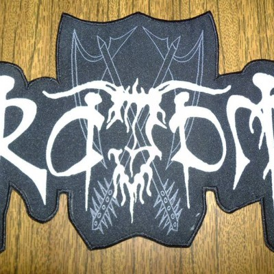 Patch - Rajam (Big Logo)