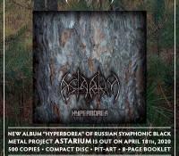 Astarium - Hyperborea