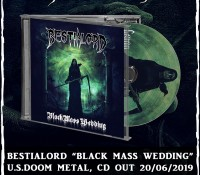 Bestialord - Black Mass Wedding