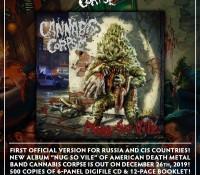 Cannabis Corpse - Nug So Vile