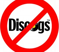 Discogs account banned!