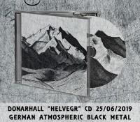 Donarhall - Helvegr
