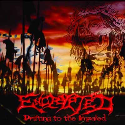 Encrypted - Drifting To The Impaled [re-release] (2015)