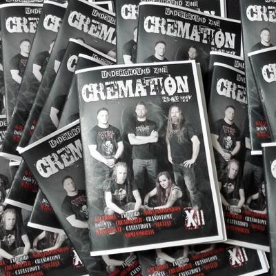 Magazine - Cremation Zine XII (2015)
